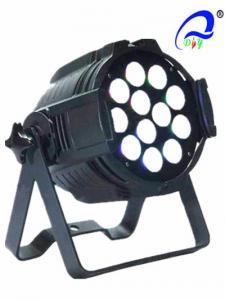 China 10W 4in1 Edison Stage LED Par Rgbw LED Par Lamps 90 - 240V Durable High Efficiency on sale