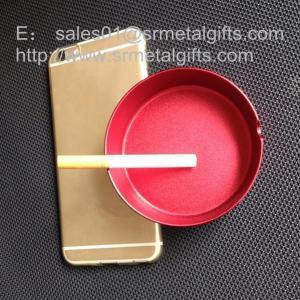 China El rojo anodizó los ceniceros del cigarro del aluminio que fumaban al por mayor barato on sale