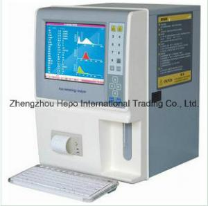 China HP-HEMA6100  10.4 Screen Auto Hematology Analyzer (3 Diff, 22 Parameters) on sale