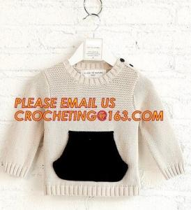 China High quality peruvian latest woolen sweater designs for children on sale