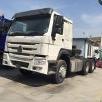 336HP Prime Mover Truck Air Pod EuroII 15 Months Guarantee Period