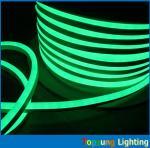 220v/110v/24v led rope light 10*18mm rgb neon flex light with bottom price