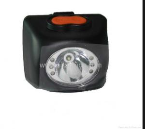 China GL4.5LM-B 8000lux mining lamp digital cordless mining safety caplamps on sale