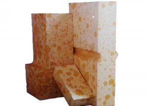 China 96% SiO2 Content Alumina Silica Fire Brick For Industrial Kilns Customized Size on sale