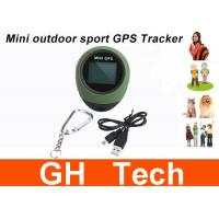 Keychain GPS Device A9 Waterfroof Mini GPS Tracker  for Outdoor Sport Travel
