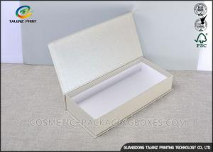 China Pen Packaging Decorative Paper Boxes 110gsm Fancy Paper Premium Materials on sale