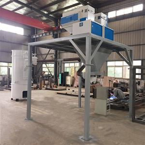 China 1000KG Sensor Control DAP Fertilizer Vertical Bagging Machine on sale