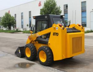 China China goldenbull brand best prices skid steer loader for sale on sale