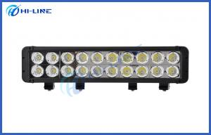 China CREE led chip 200 Watt 17.2 inch Offroad LED Light Bars for Tractor / Truck / SUV / UTV use on sale