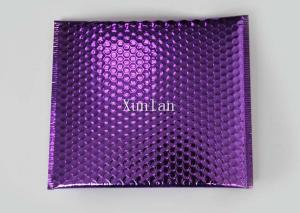 China Lightweight Metallic Bubble Mailers , Shock Resistance Bubble Mailer Envelope on sale
