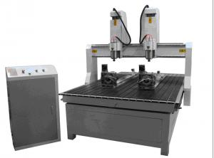 China China Manufacture high quality mul-head 4 axis cnc router / cnc wood carving machine on sale