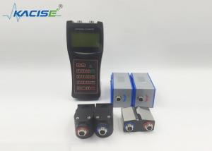 China KUFH2000 Series Handheld Ultrasonic Flow Meter RS485 Output DC8-36V on sale