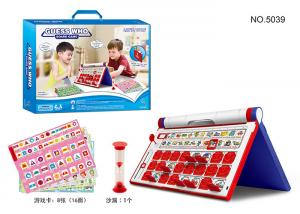 China Intelligence Board Games Educational Children' s Play Toys For Age 3 Boys / Girls on sale