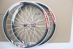 NEW!!!38mm clincher full carbon fiber bike rims with aluminum brake surface