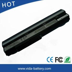 China New Laptop Battery /battery charger for MSI Wind U90 U90X U100 U100X BTY-S11 BTY-S12 6 Cell on sale