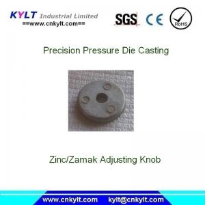 China High Pressure Die Casting Zinc/Zamak Alloy Pulley Wheel on sale