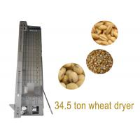 34.5 Ton Per Batch Grain Dryer Modularized Production With Imported NSK Bearings