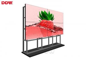 China Dynamic Image Multi Touch Wall Display , FHD LCD Wall Display Screen on sale