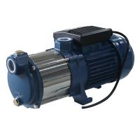 China Horizontal 2M 0.45kw 0.6HP Multistage Centrifugal Pump SS316 on sale