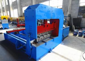 China Metal Roof Panel Crimp Curving Machine, Round Arch Curving Machine on sale