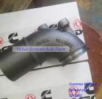 Cummins 6B5.9 exhaust outlet pipe 3910992, 6BTA5.9 engine exhaust pipe 3910992
