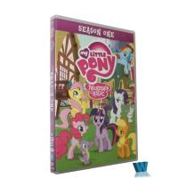 2018 newest My Little Pony Friendship Is Magic Season 1 cartoon DVD movies Children dvd tv series kids movies hot sell