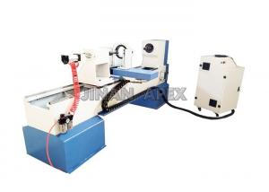 China Industrial Wood Lathe Machine , Table Top Wood Lathe For Chair Arm Posts And Stretchers on sale