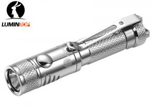 China Stainless Steel Ant Lumintop AAA Flashlight With Self - Luminlous Tritium on sale