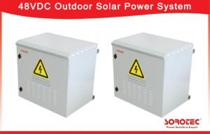 China Hot Swappable 48V DC Power Supply ,Solar Power System  with Protection Degree IP55 on sale