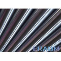 Alloy 400 / UNS N04400 Nickel Alloy Pipe For Crude Oil Stills , Welded Cold Drawn Tube