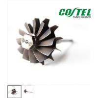 Vehicle Turbocharger Shaft 434715-0013 / 434715-0027 K418 Material