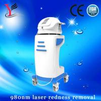 980nm diode laser Blood Vessels Vascular / face redness removal / clinical medical laser  therapy equipment