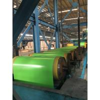 SGCC Pre Painted Aluminum Coil For Roofing Tiles / Sandwich Panels
