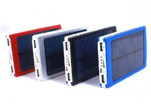 China Solar Charger  10000mah power charger  solar power charger ,usb solar charger on sale