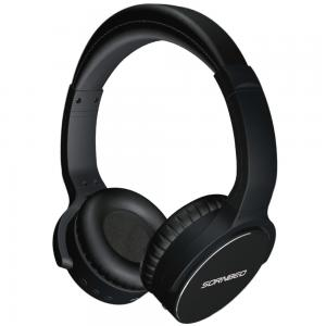 China New ANC bluetooth wireless headset and noise cancellation function aluminum headphones on sale