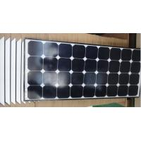 High Efficiency 100W solar panel Industrial Withstands High Wind Pressure