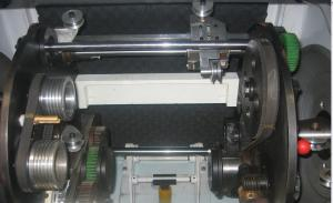 China 3HP / 2.25KW Fine Conductor Wire Twisting Machine for Dia. 0.025 - 0.08mm on sale