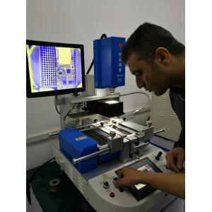 China Customer highly praised WDS-620 automatic BGA rework PCB motherboard repair machine on sale