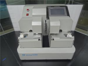 China Electronic High Resolution Paper Testing Machine By PLC Control on sale