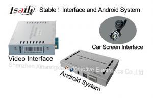 China Internet visuel de hausse d'interface de navigation androïde, film de musique de carte en ligne, 3G WCDMA on sale