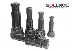 China High Air Pressure DTH Drilling Rig Bits , 140mm / 146mm SD5 DTH Hammer Bits on sale