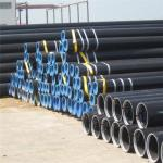 High Tensile / Yield Strengths Casing Oil And Gas Cast Iron 80-55-06 Partially Pearlite Ductile Iron