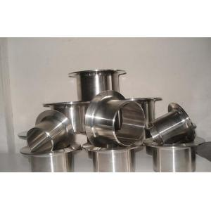 China AP Finished Lap Joint  Stub End Stainless Steel Pipe Fitting JIS B2312 / ANSI B16.9 on sale