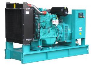 Quality Low Fuel 150kva 120kw Diesel Generator Set , Genset Diesel Generator With With Cummins Engine for sale