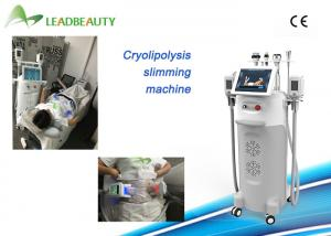 China 5 cryo handles weight loss body shaper slimming fat freezing machine for clinic on sale