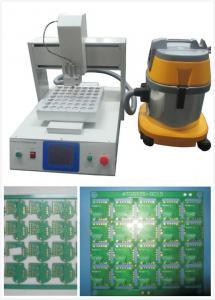 China Rat Bite PCB Depaneling Machine , Robotic Pcb Depaneling Router 500 Mm/S on sale