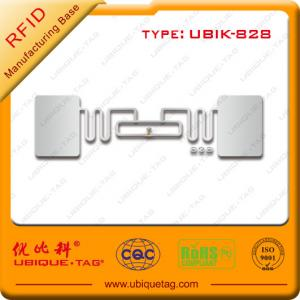 China 860-960mhz passive rfid label sticker tags with alien H3 chip on sale