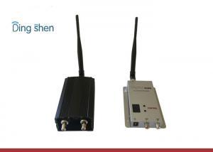 China 1000mW Wireless Video Transmitter 2.4Ghz AV Sender for Electric Elevator on sale