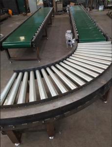 China Oil Resistance Bag Belt Conveyor Anti - Static Box Industrial Conveyor Belts on sale