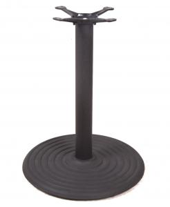 Quality Round Shaped Bistro Table Base 402 Item Shape Customized For Coffee Shop for sale